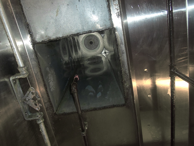 After Restaurant Duct Cleaning